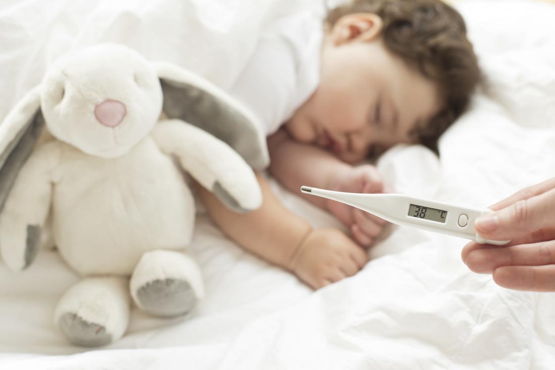 Ước tính có 4% trẻ từ 6 tháng – 5 tuổi gặp tình trạng sốt cao co giật
